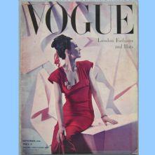 Vogue Magazine - 1946 - September